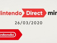 Nintendo Direct Mini novità