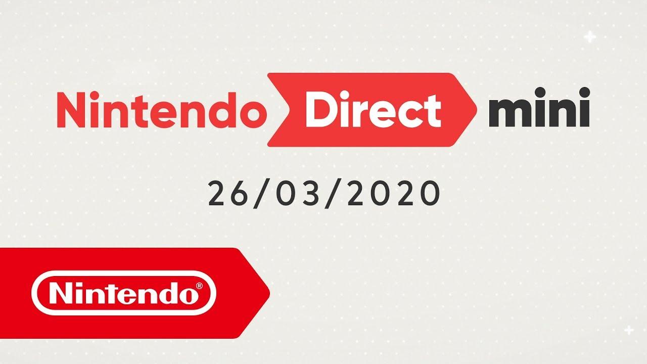 Nintendo Direct Mini di Marzo: ecco tutte le novità annunciate thumbnail