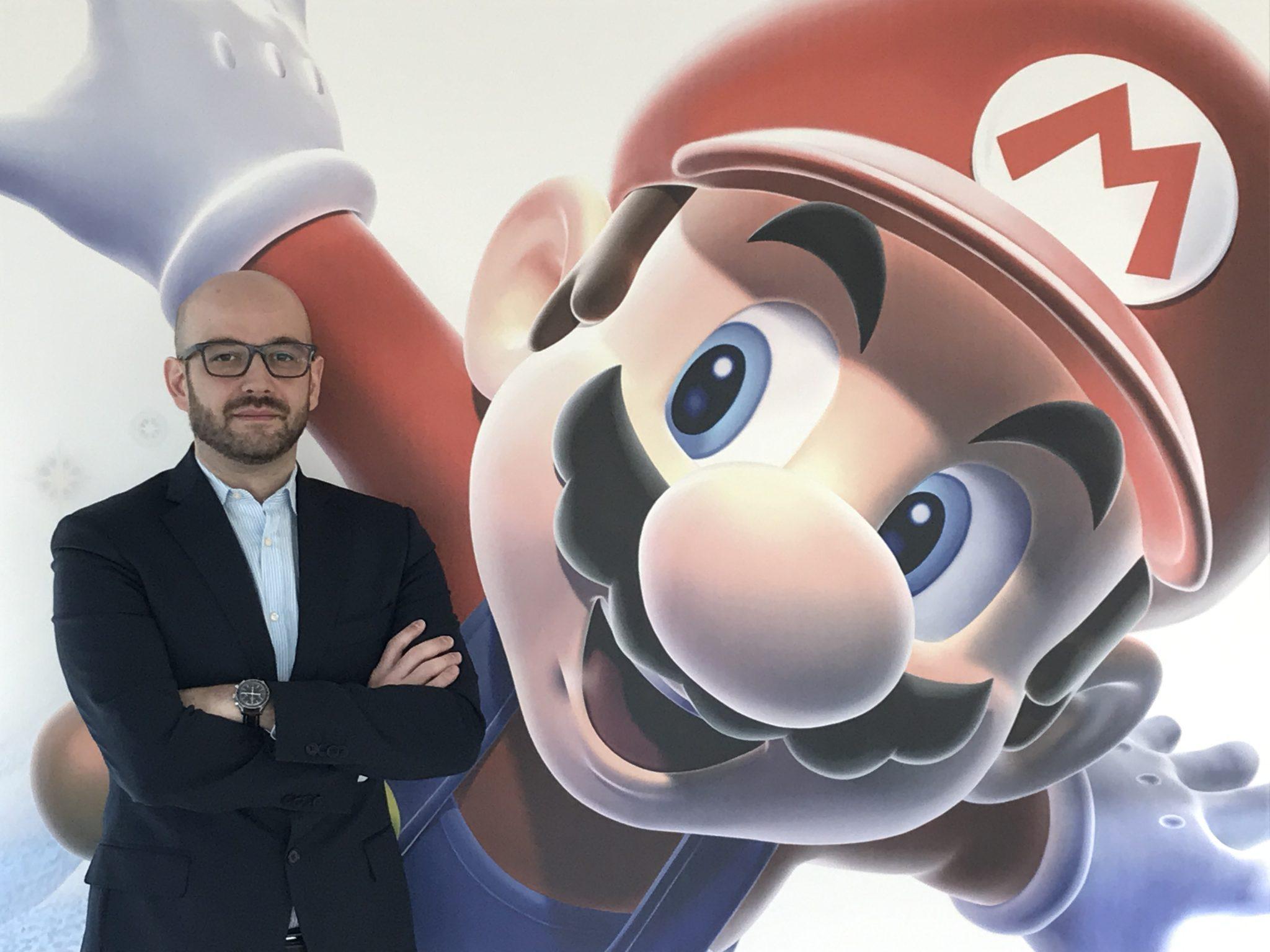 Novità in arrivo nella divisione marketing di Nintendo Italia thumbnail