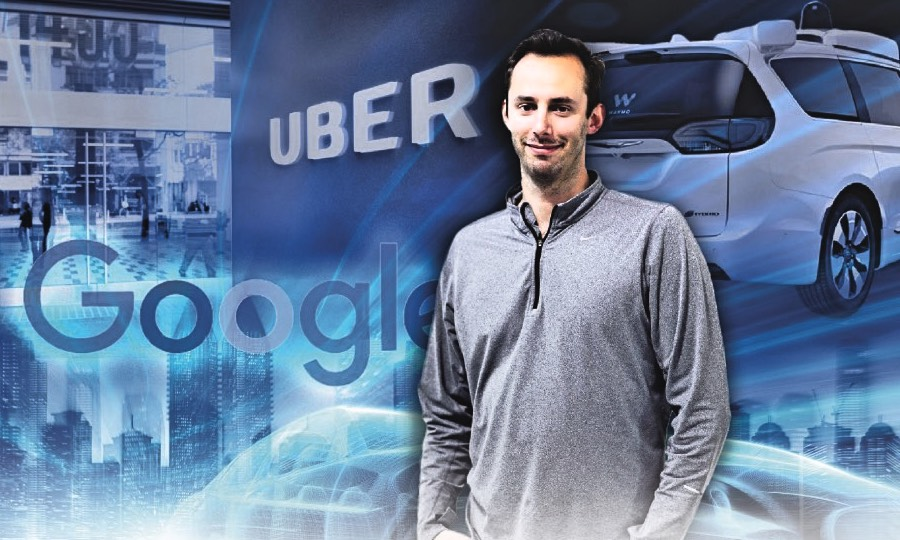 levandowski furto google uber