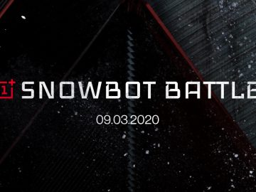 Snowbot Battle