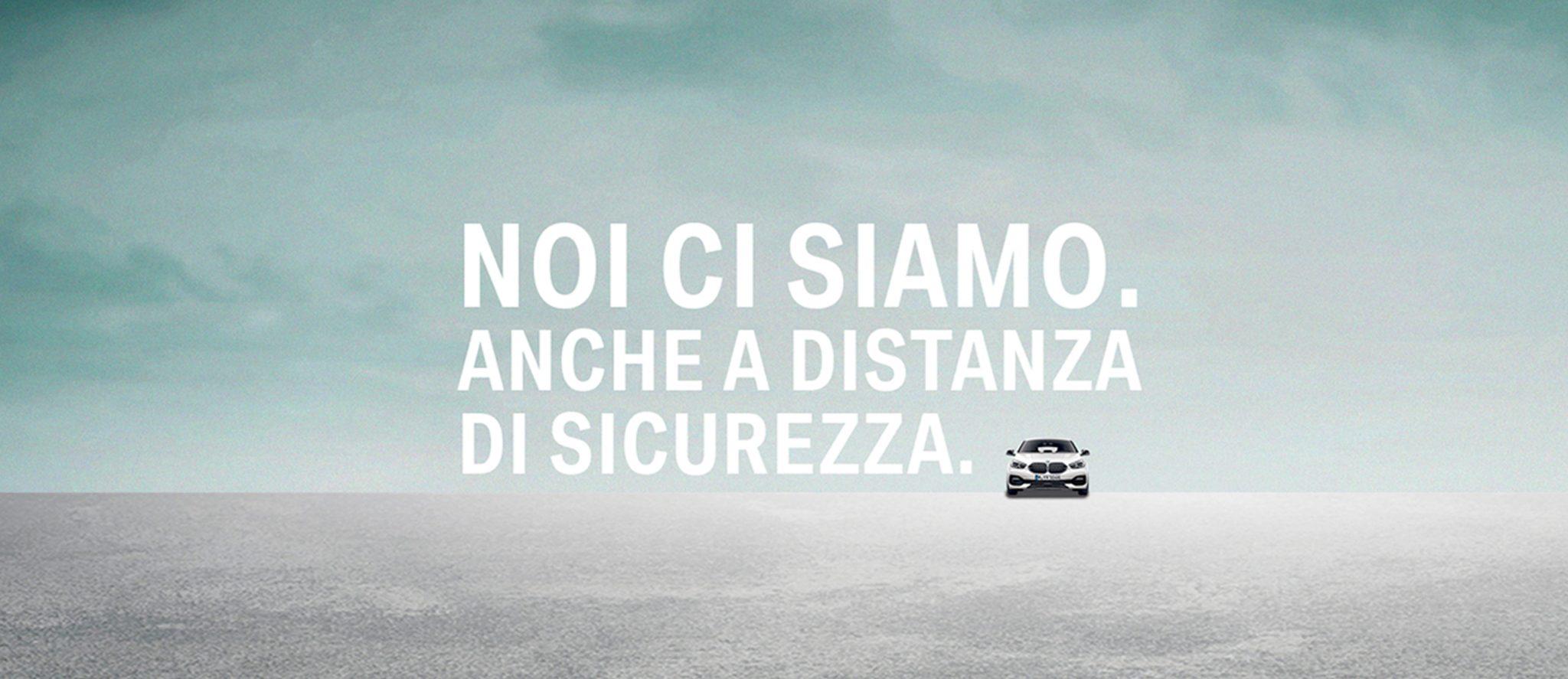 BMW lancia #InsiemePerRipartire, la campagna di solidarietà thumbnail