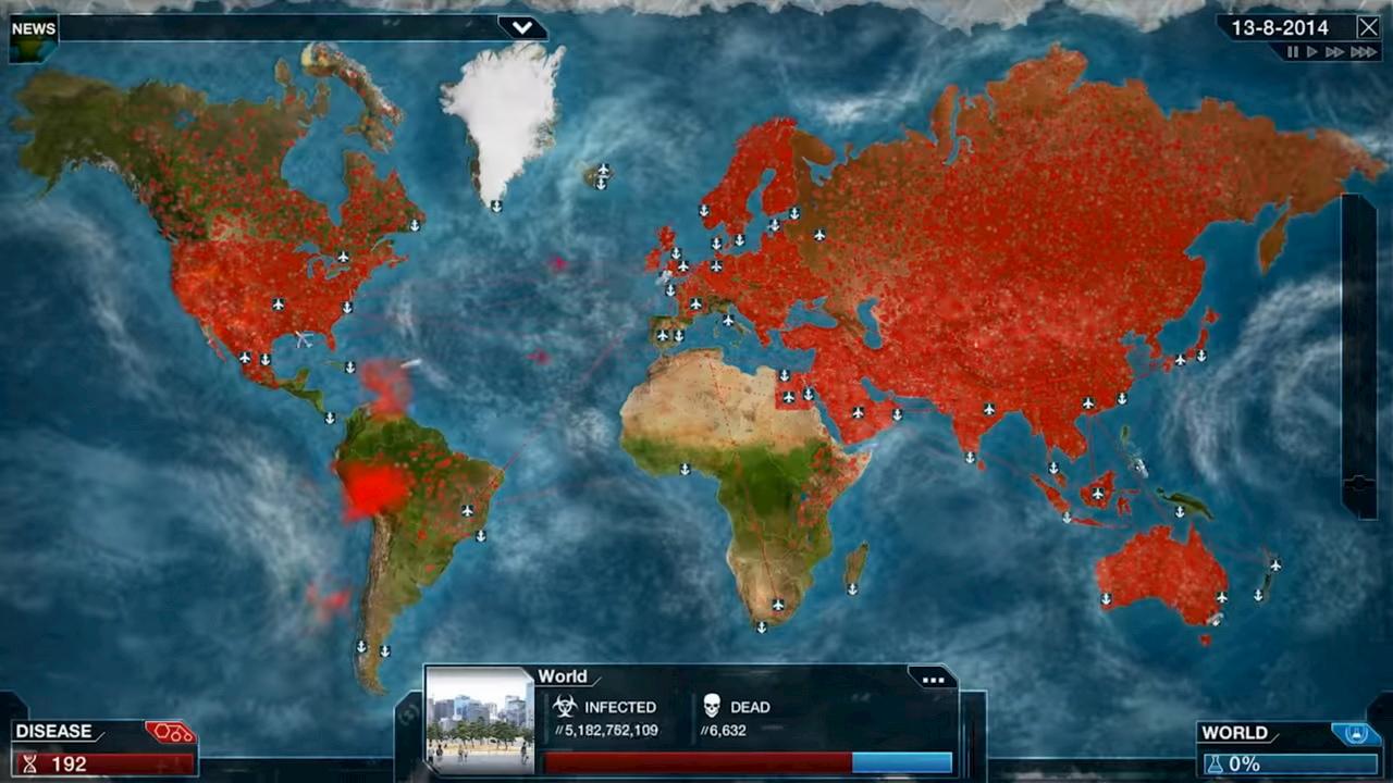 Plague Inc. cambia rotta: ora bisogna trovare la cura thumbnail