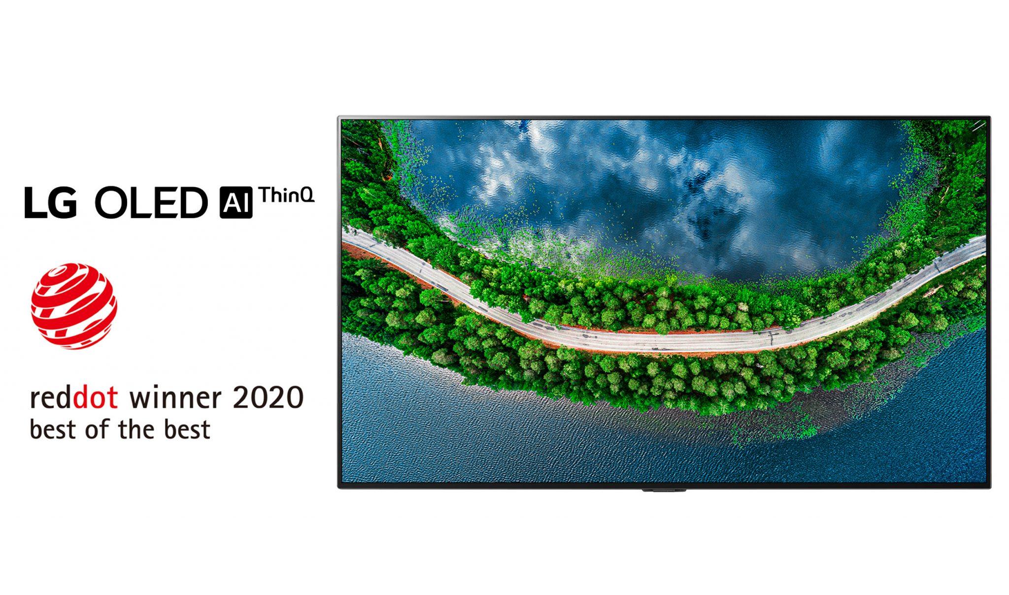 LG OLED TV conquistano uno degli eventi più importanti del design mondiale thumbnail
