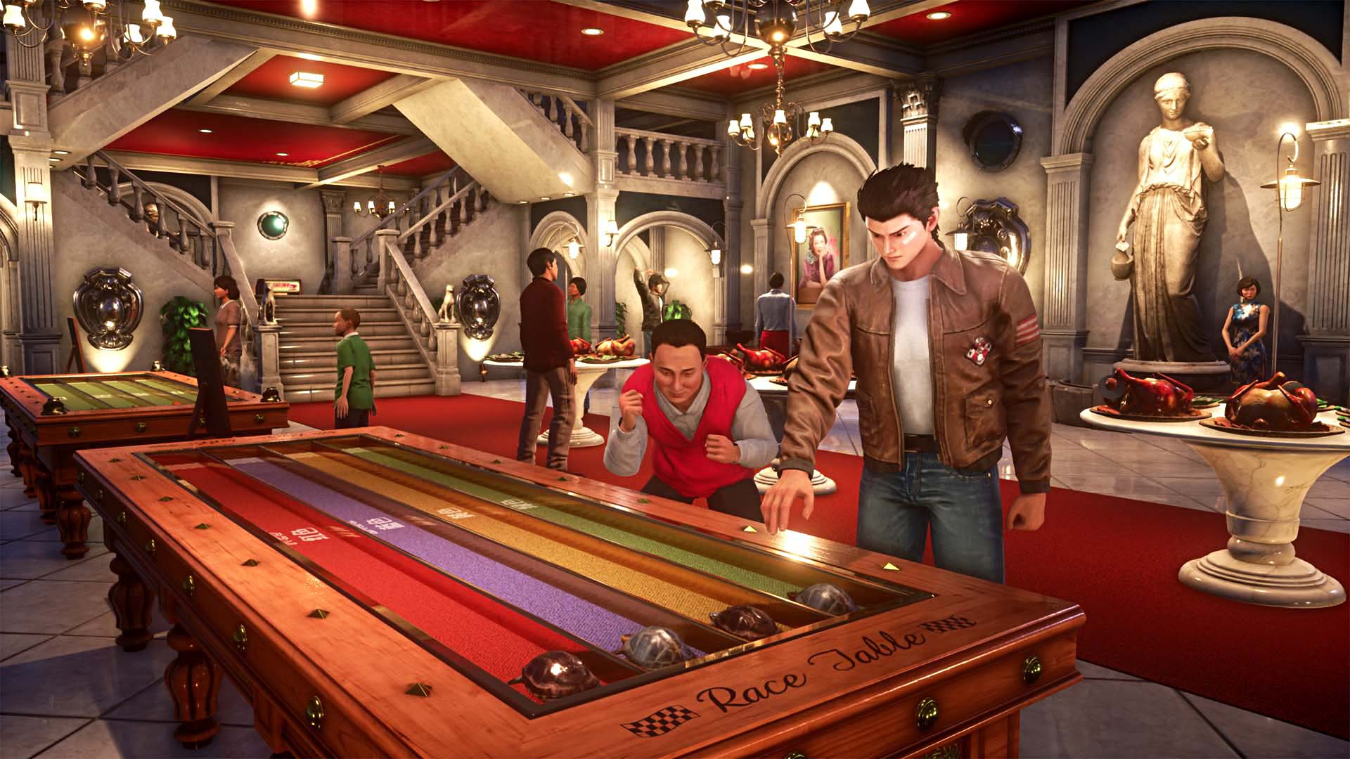 Big Merry Cruise sarà il terzo DLC di Shenmue III thumbnail