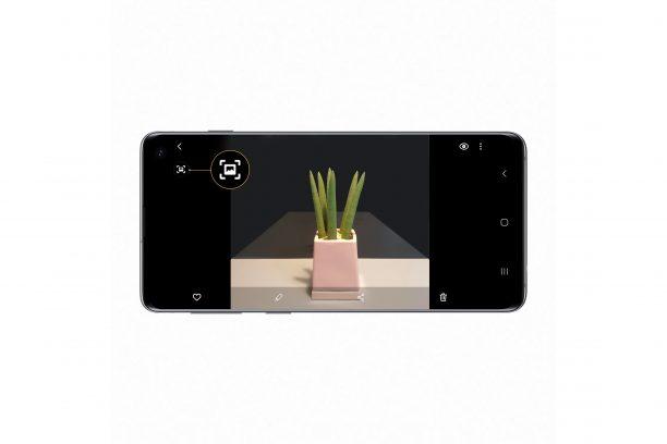 Samsung S10 aggiornamento