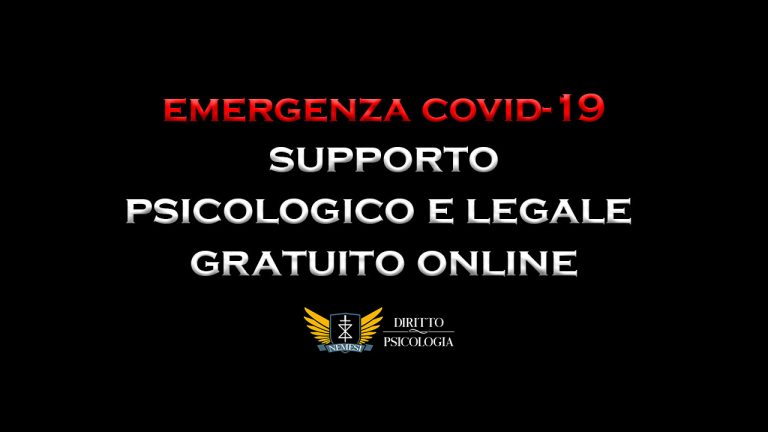 psicologo avvocato online gratis