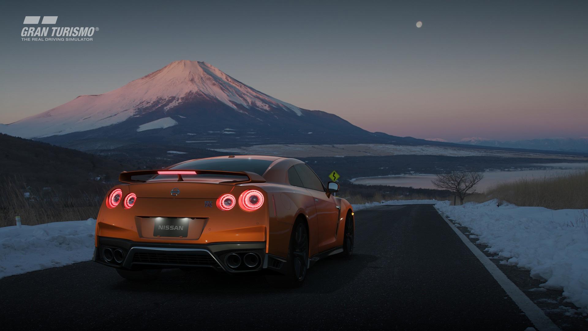 Simulatori di Guida GT Sport Nissan GT-R