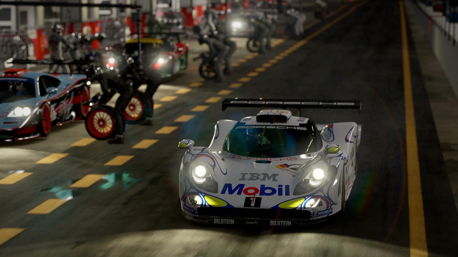 Simulatori di guida PC2 911 GT1