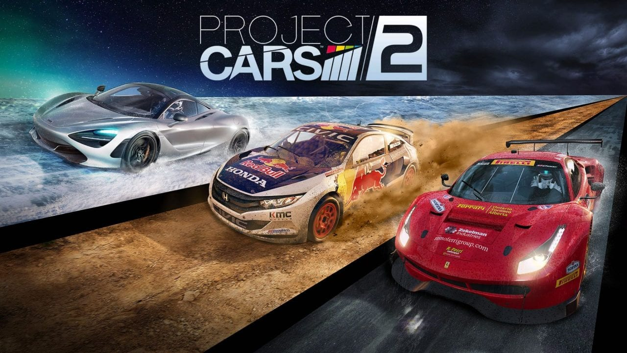 Simulatori di guida Project Cars 2