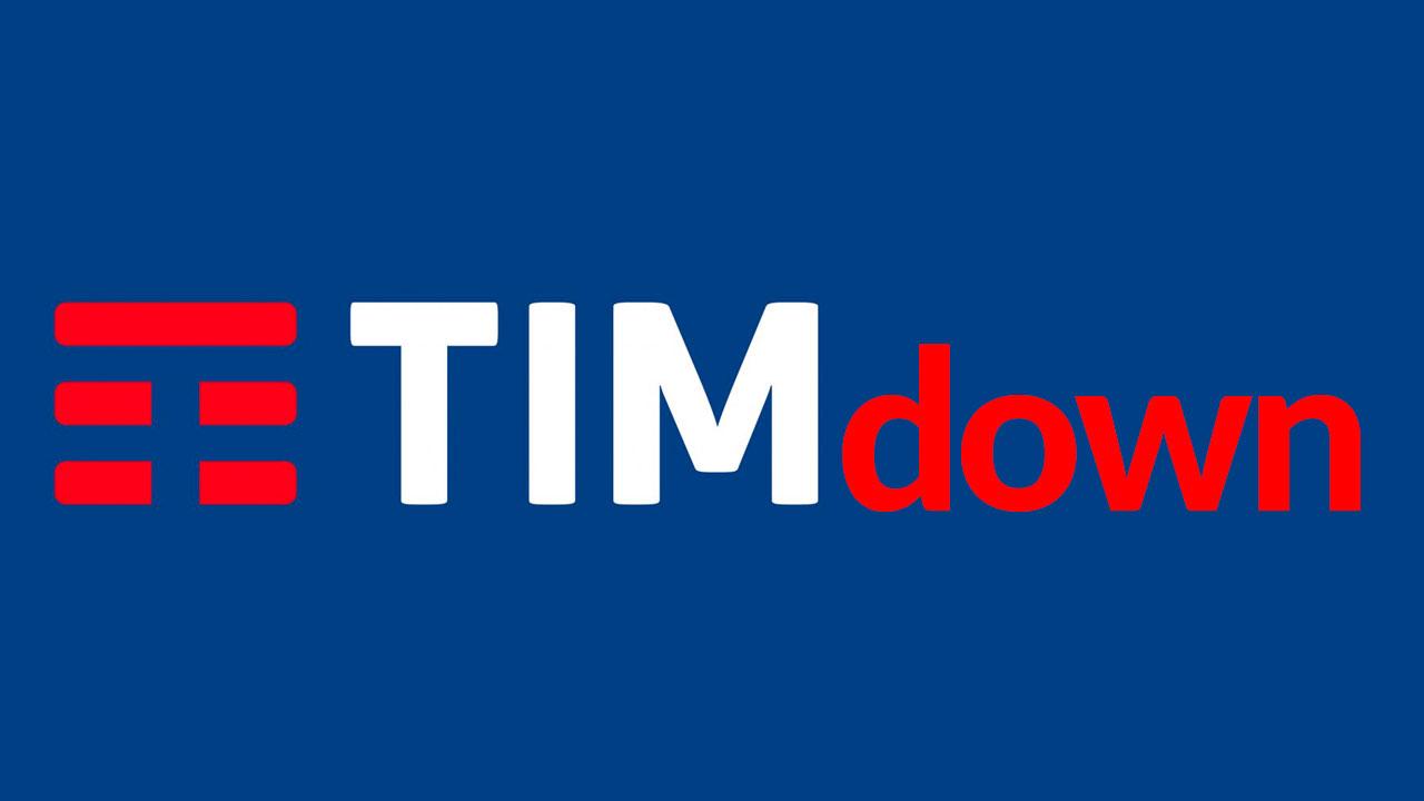 TIM down in tutta Italia: cosa sta succedendo? thumbnail