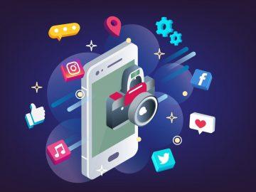app editing foto, smartphone