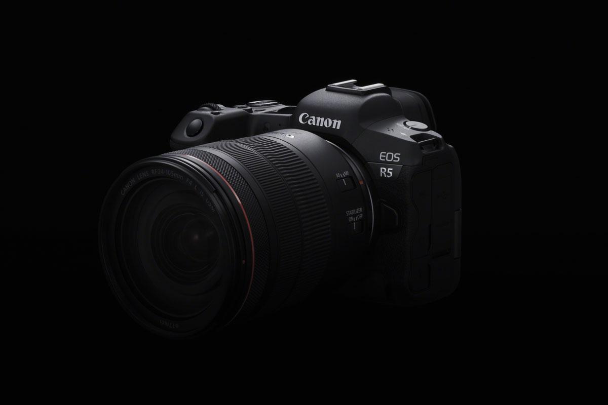 EOS R5: Canon svela nuove specifiche sulla prossima mirrorless thumbnail