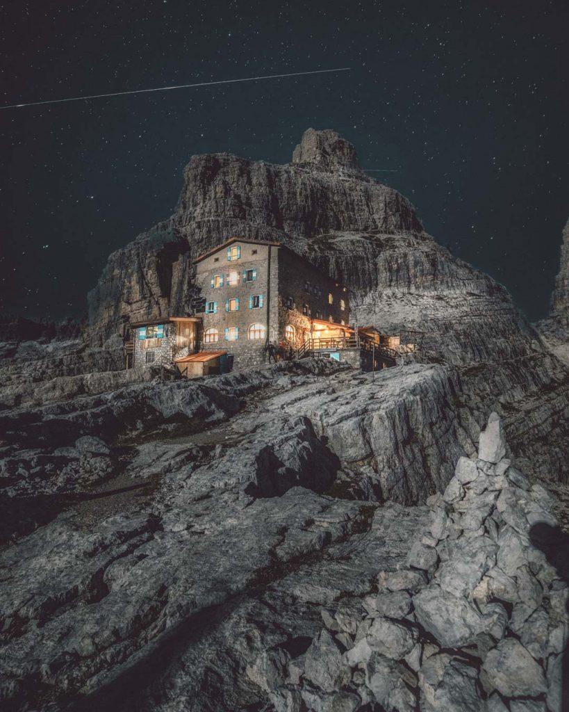 fotografia notturna, stelle
