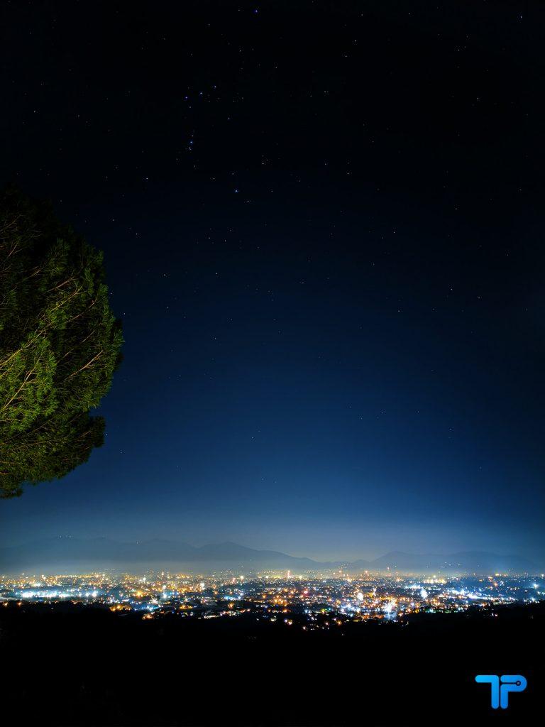 fotografare di notte, tutorial, google pixel 4xl,