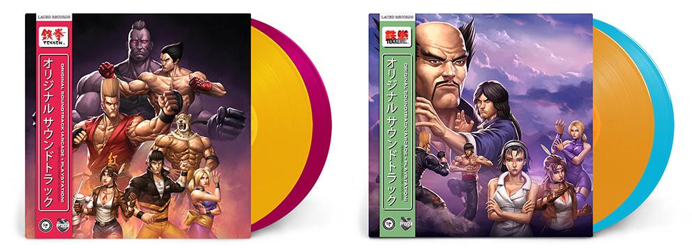 Tekken-vinile-Tech-Princess