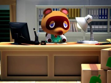 Tom Nook intervista