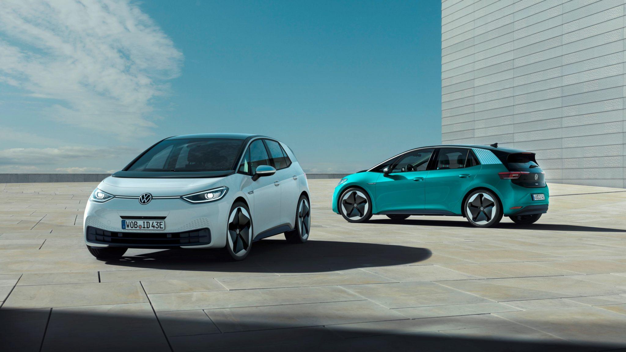 Volkswagen ID.3, Golf GTI e GTD: le più attese del Salone si rivelano thumbnail