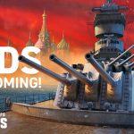 World of Warships Legends guerra e pace