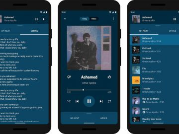 Youtube Music testi
