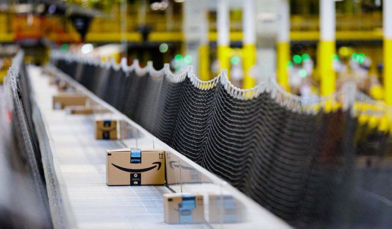 Amazon sospende spedizioni in Italia. Niente allarmismi, solo ritardi