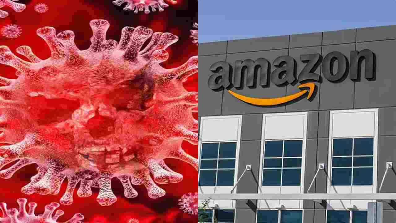 amazon coronavirus seattle