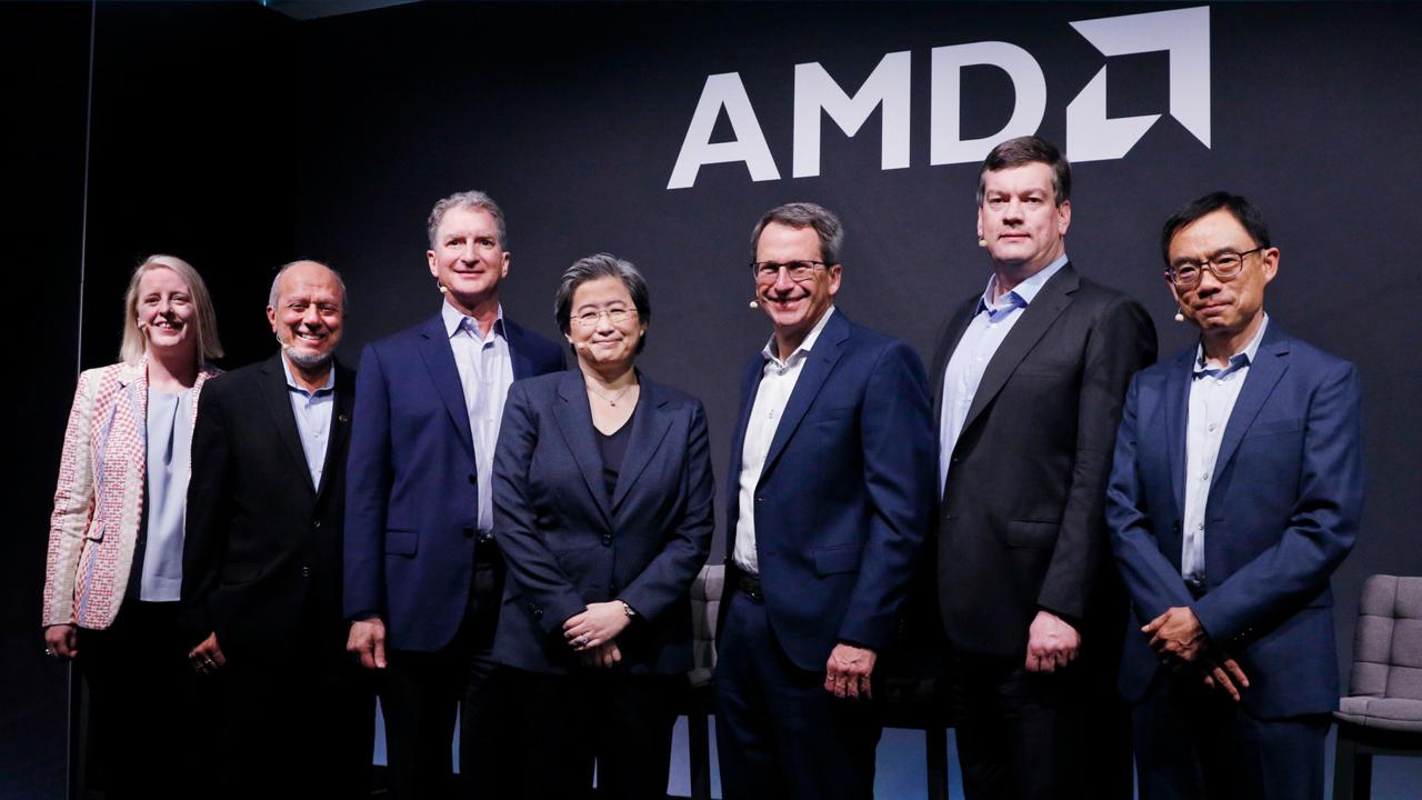 AMD delinea la sua strategia di crescita per il futuro thumbnail