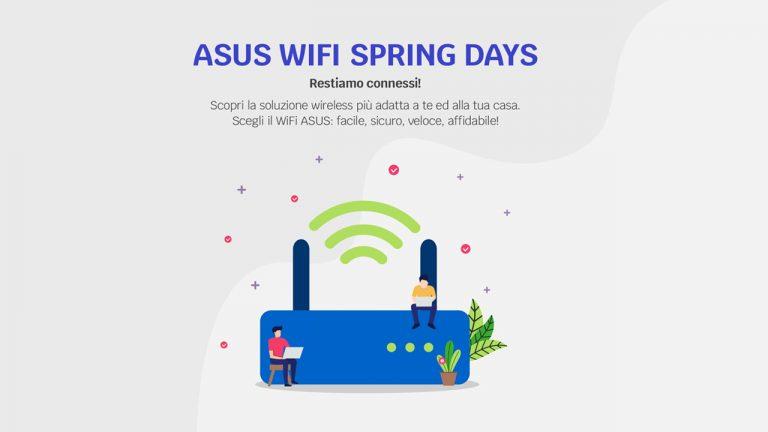 asus wifi spring days