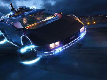 auto del futuro passato di domani
