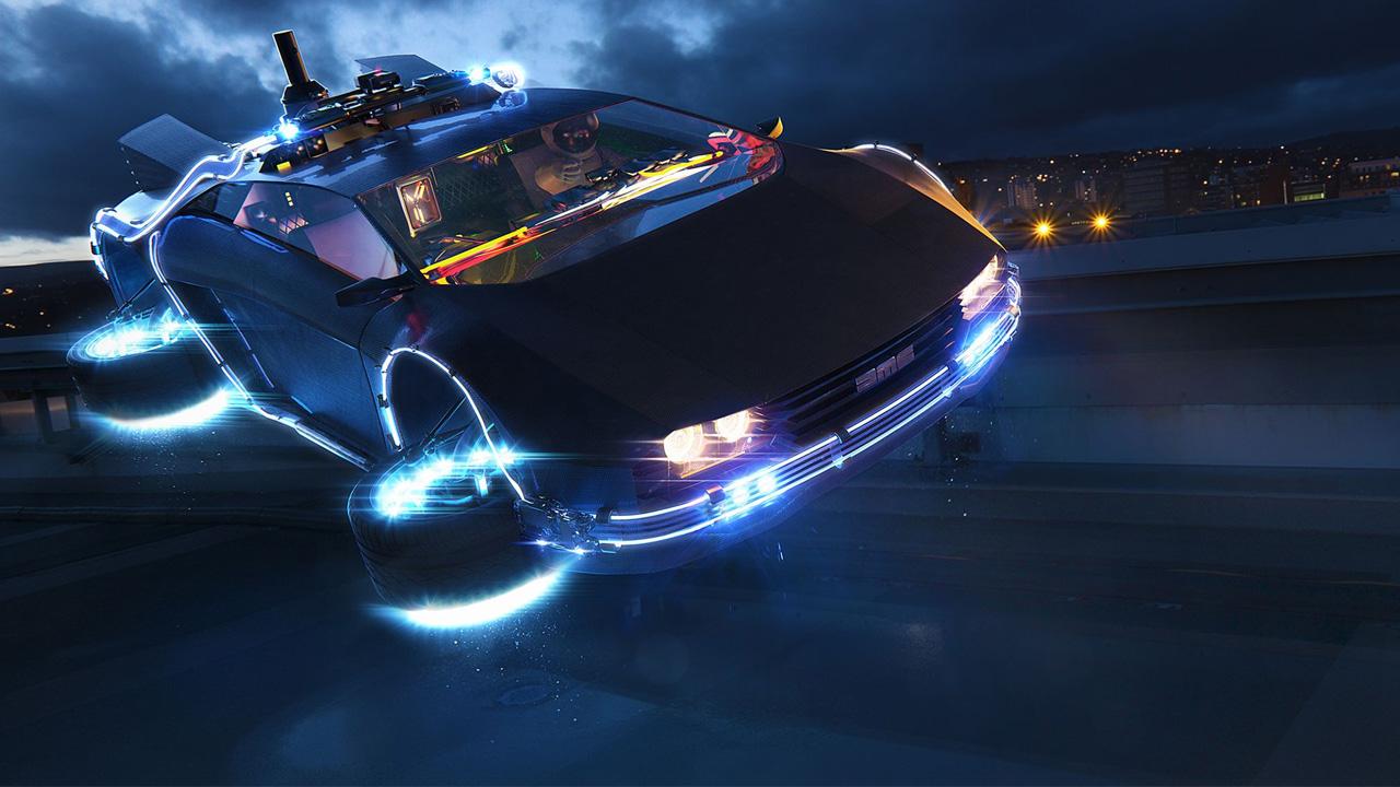 Le auto del futuro passato thumbnail