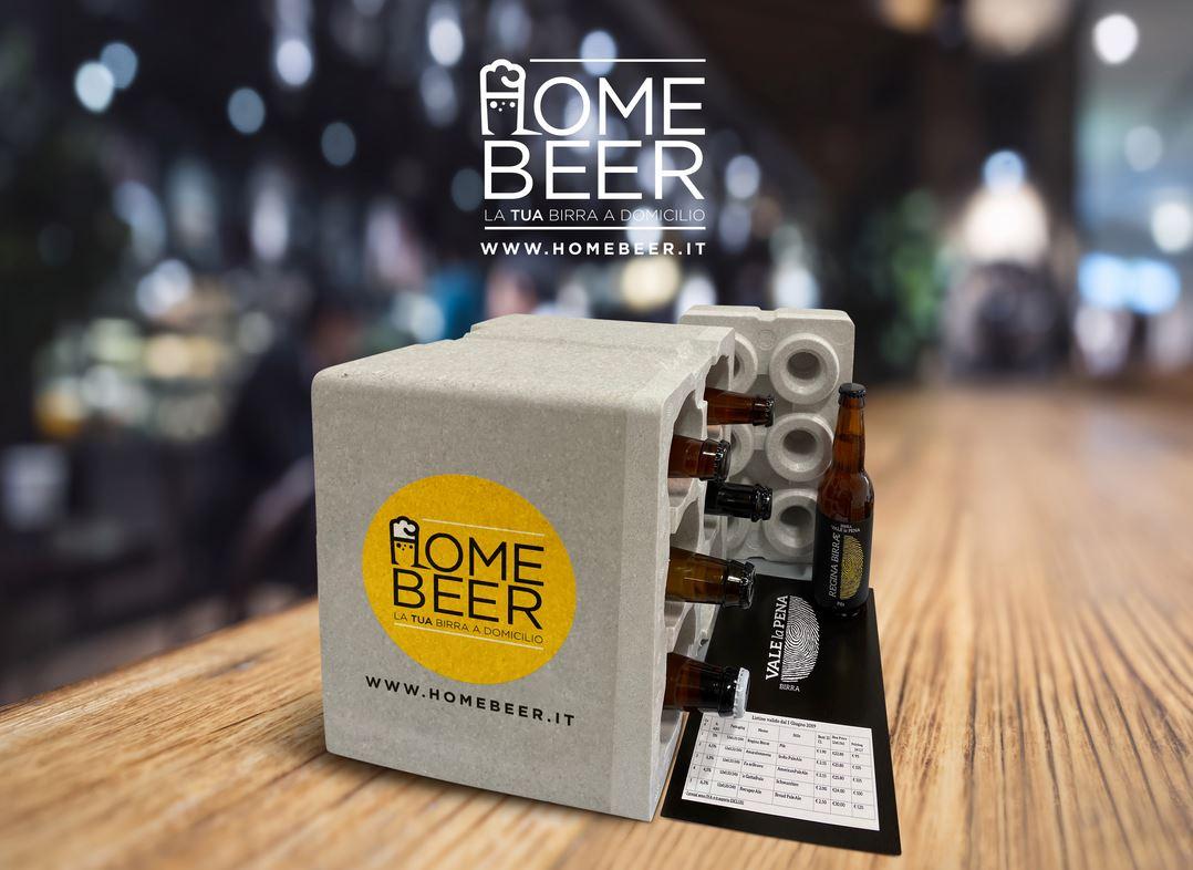 birra artigianale delivery pacco