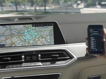 BMW emissioni inquinanti ibrido
