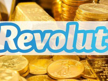 comprare oro Revolut