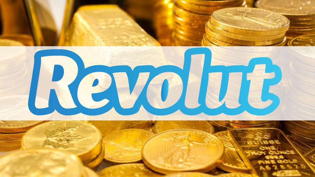 Con Revolut potete scambiare e comprare oro thumbnail