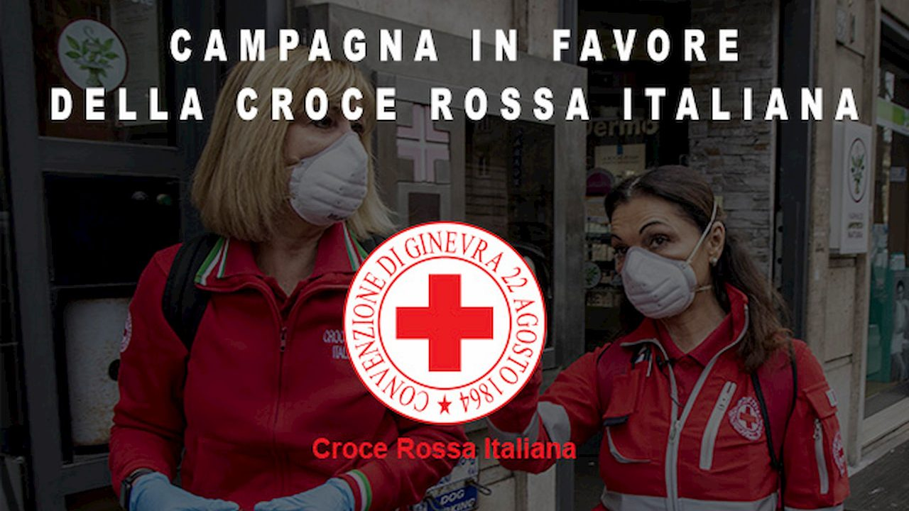 Il grande aiuto dei videogiochi alla Croce Rossa Italiana thumbnail