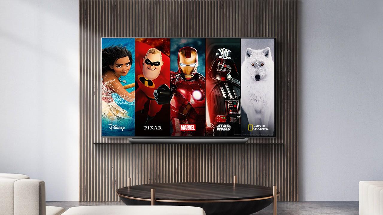 Disney+ disponibile anche sui TV di LG thumbnail
