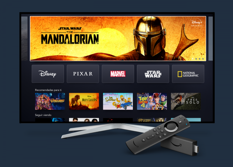 disney plus amazon fire tv stick