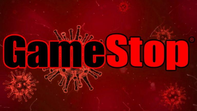 gamestop coronavirus