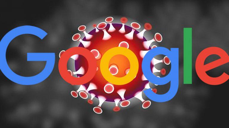 google smart working coronavirus america