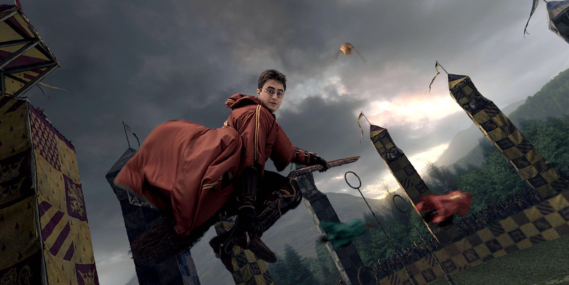 Si torna ad Hogwarts? Nuovo videogame di Harry Potter in uscita thumbnail