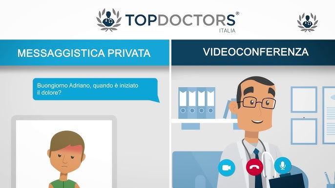 dottore online top doctors