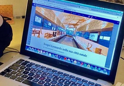 museo leonardo online