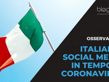 italiani social media coronavirus blogmeter
