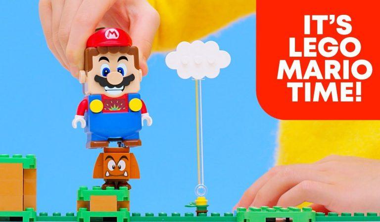 LEGO e Super Mario: la partnership con Nintendo è una figata