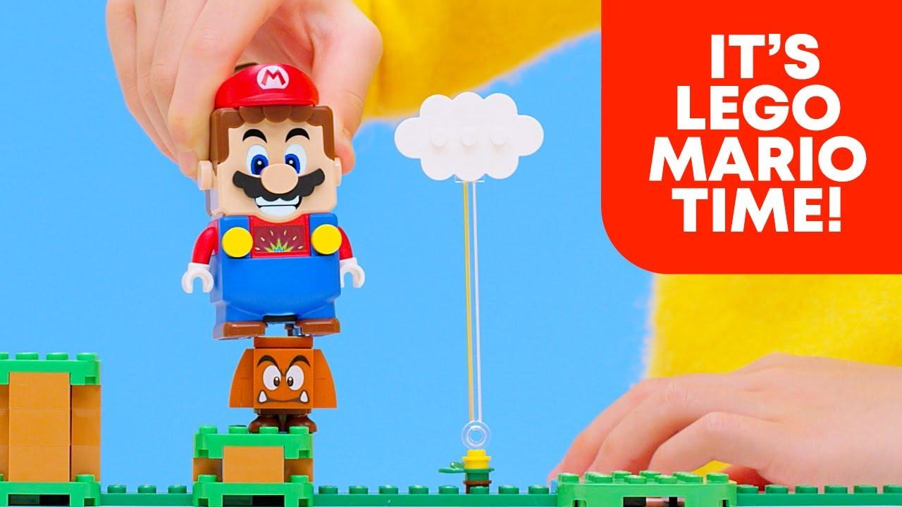 LEGO e Super Mario: la partnership con Nintendo è una figata thumbnail