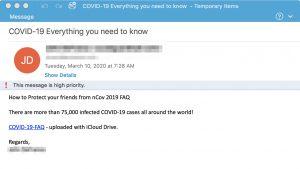 mail phishing coronavirus