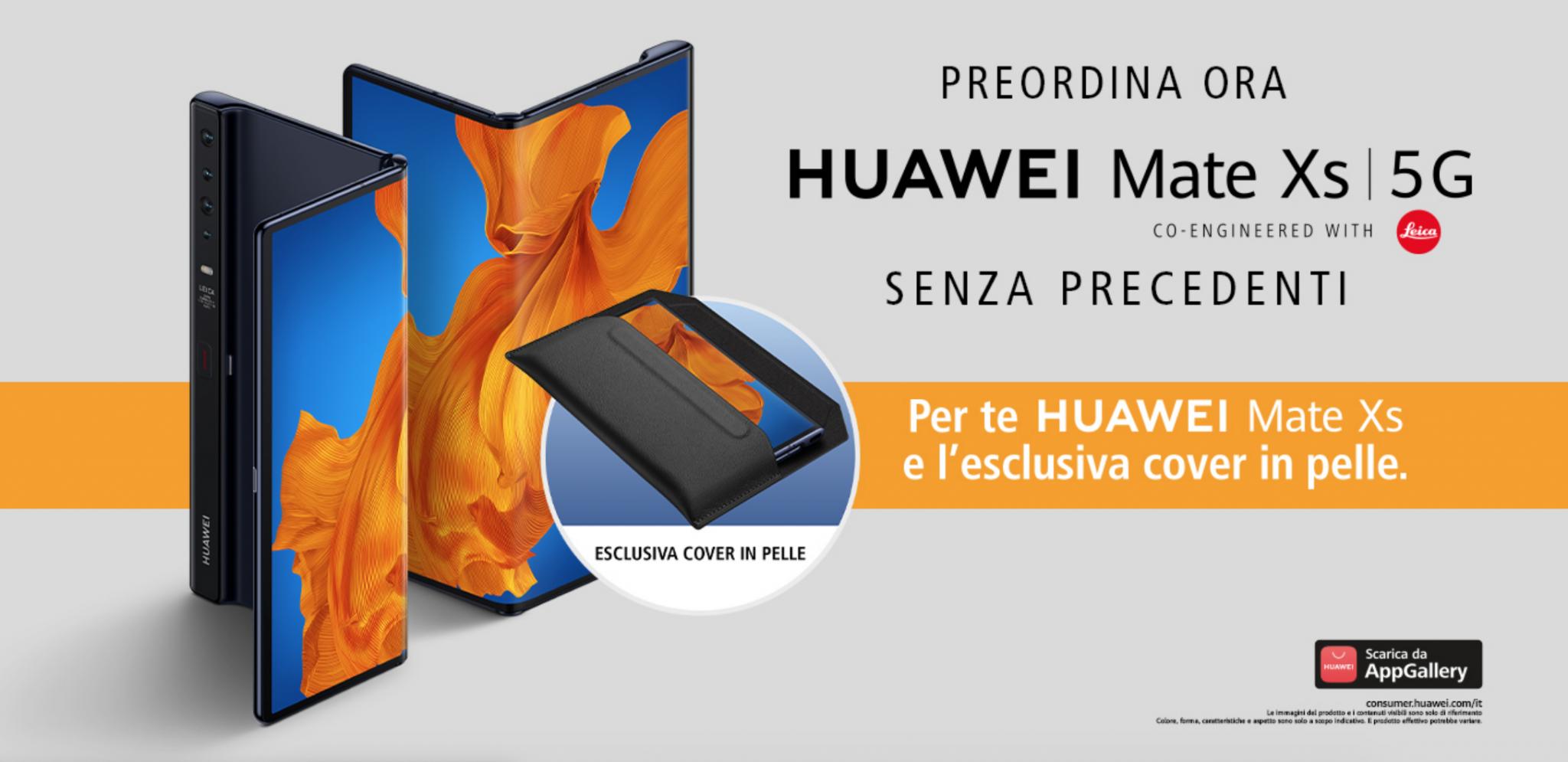 Con Huawei puoi fare tutto da casa thumbnail