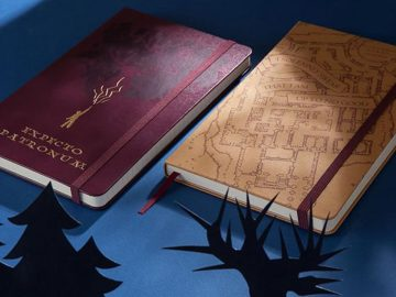 moleskine harry potter