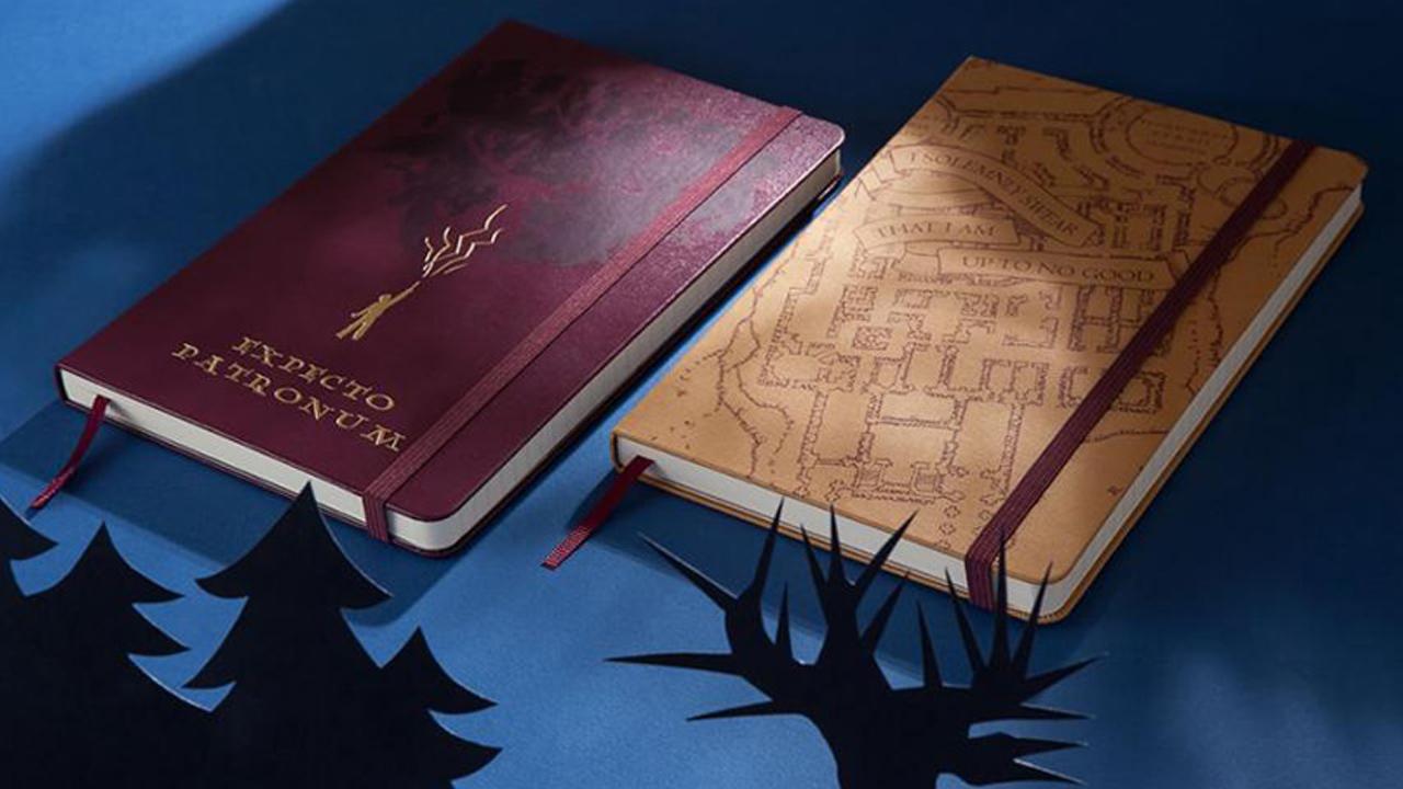 I Moleskine di Harry Potter: taccuini magici e dove trovarli thumbnail