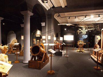 museo leonardo aperto